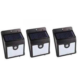 Solid Counter Light From Solar Recharge With Brite Motion Sensor