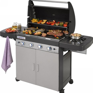 Barbecue 4 Serratura Classic Ls Dark