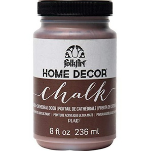 Folkart Home Decor Chalk Furniture & Craft Paint in Colori Assortiti Cathedral Door