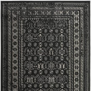 Tappeto Antique Nero 80x150 cm