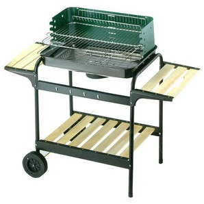 Barbecue Carbone 60-40 Green/W 80501