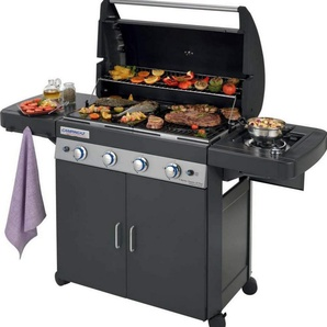 Barbecue A Gas Campingaz 4 Series Classic Ls Plus Dark Dual Gas