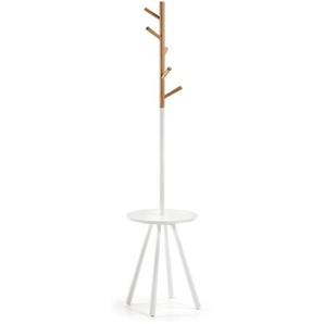 Kave Home - Attaccapanni ripiano Nerb 40 x 170 cm
