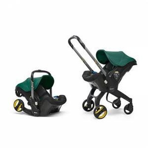 Simple Parenting Seggiolino Auto Doona+ e Passeggino 2-in-1 - Simple Parenting - Racing Green