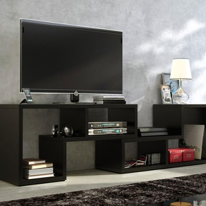Mobili Selsey 3 in 1: Nero