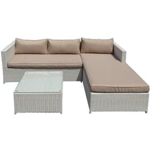 Set rattan angolo relax morning - TUTTOTOP