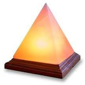 Lampada di sale dell Himalaya Magic Salt® Lighting for Your Soul – (Piramide)