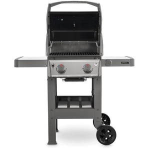Weber Spirit ii E-210 Gbs Barbecue a Gas Nero