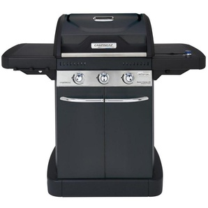Barbecue A Gas Campingaz Master 3 Series Classic Lxs Black