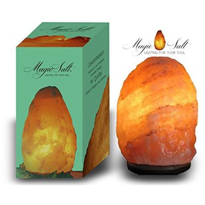 Lampada di sale dell Himalaya Magic Salt® Lighting for Your Soul – (3-4 Kg.)