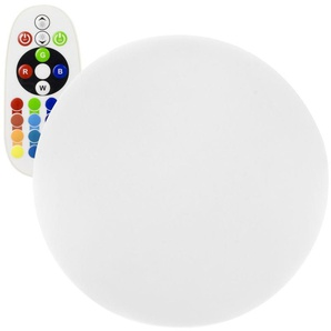 Sfera LED RGBW 60cm Ricaricabile - LEDKIA FRANCE