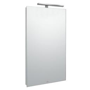 Villeroy & Boch More to See Mirror A40445, 450 x 750 x 750 x 50/130 mm, con illuminazione a LED. - A4044500