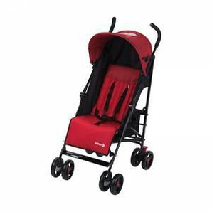 Safety 1st Passeggino Rainbow Comfort Leggero e Pieghevole - Safety 1st - Ribbon Red Chic