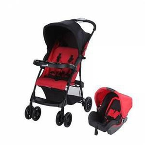 Safety 1st Passeggino e Ovetto Duo Ultraleggero Taly - Safety 1st - Rosso
