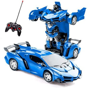 1 autobot transformabile Shopstory: Blu