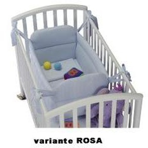 Gerrybaby GE.350 Riduttore Lettino Piquet Colore:Rosa