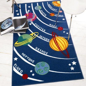 Lord of Rugs Bambini Kiddy Snakes Ladders Gioco Design Blu Giallo Tappeto in 100 x 190 cm (3 7,6 cm x 6 5,1 cm) Tappeto
