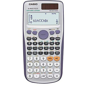 CASIO FX-991ES PLUS calcolatrice scientifica - 417 funzioni
