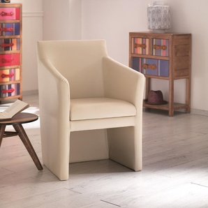 Poltroncina Paola beige